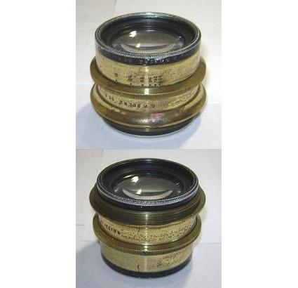 Lens Goerz Berlin Doppel Anastigmat Serie 1C.No.2 180mm