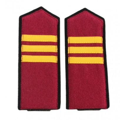 Sargento de infantería de la URSS los Hombreros diarios 1943