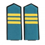 WW2 Shoulder Boards of Red Army Air Force VDV & Airborne Sergeants