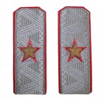 パレード刺繍ソ連軍の一般的な肩ボード
