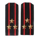 Russische Armee marines Schultergurte für Senior Ränge