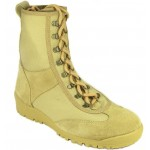 Urban Spetsnaz leather boots yellow COBRA