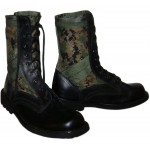 Digital camouflage MARPAT military boots 43