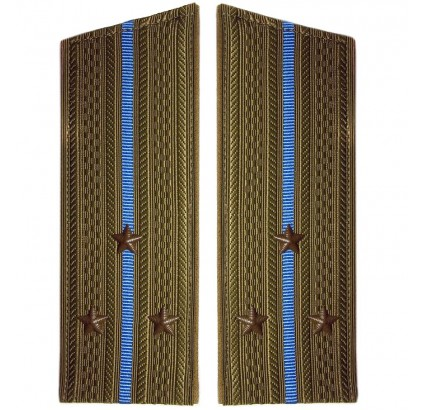 Russian Army Air Force / Airborne field shoulder boards
