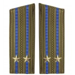 Soviet Air Force / Airborne military shoulder boards