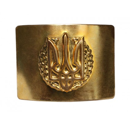Ukraine Army modern buckle for military belt