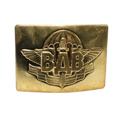 Russian Army VDV belt buckle for Airborne troopers