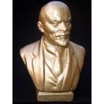 Bust of russian communist revolutionary Vladimir Ilyich Ulyanov (aka Lenin) #3
