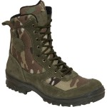 Assault tactical boots LYNX camouflage MULTICAM Byteks