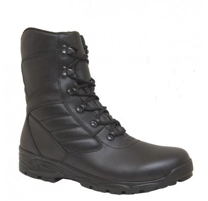 Buteks ALPHA-2 botas tácticas negras confort especial
