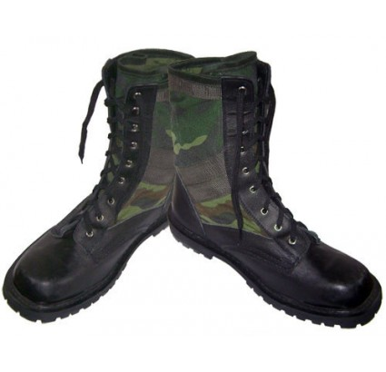 Russian Army FLORA camo Military BOOTS