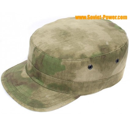 Camo hat for Special Forces Russian A-TACS  moss cap