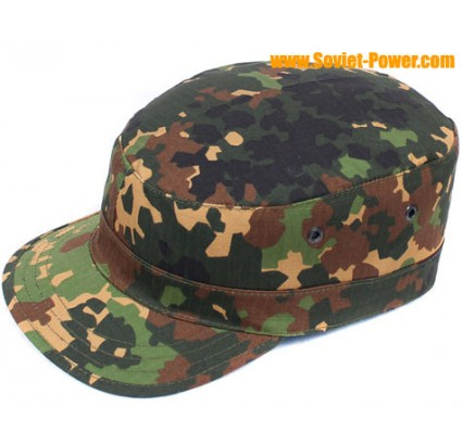 Russian Special Forces IZLOM camo hat Fracture cap
