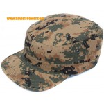Digital MARPAT Special forces SWAT camo hat US cap