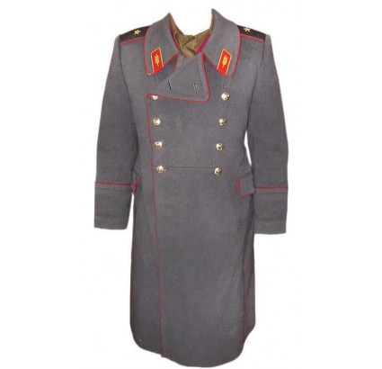 UdSSR Armee-Parade Generäle Langer Winter Soldatenmantel
