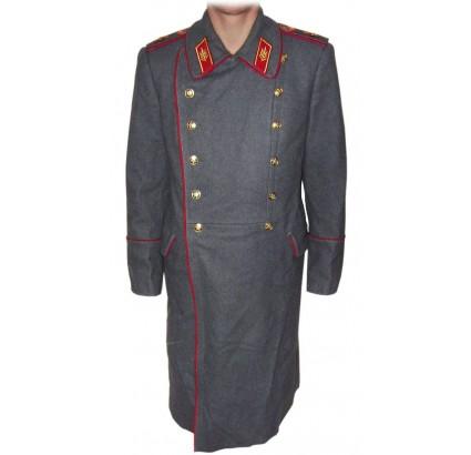Sobretodo desfile militar del mariscal de ejército de la URSS