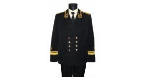 Russian Fleet Admirals uniform with bullion embroidery size 50 / 52