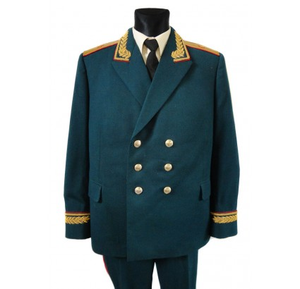 Armed Forces General of Soviet Union parade uniform & hat