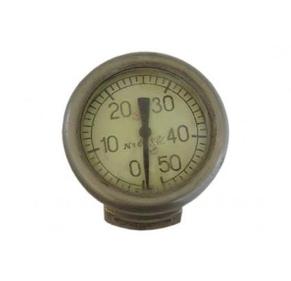 Sowjetischen Marine-Taucher Jahrgang Tiefenmesser Meter