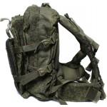 Moderner russischer taktischer Spetsnaz-Rucksack mit extra weichen Biber