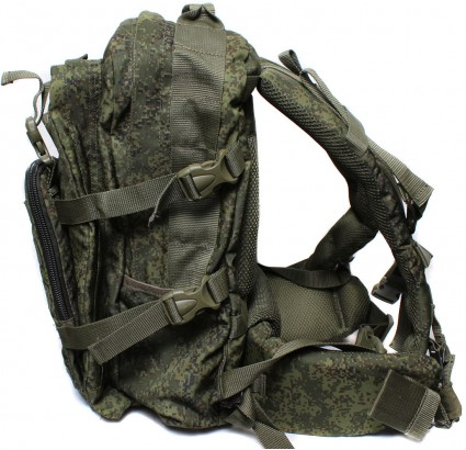 Tactical backpack Russian Digital camo 25L soft back BEAVER