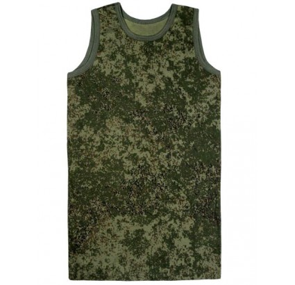 Russian digital tactical camouflage spetsnaz T-shirt