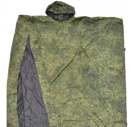 Raincoat tent special Russian digital camo special forces