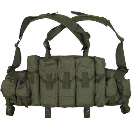 Russian Army combat LBV tactical assault vest EGER