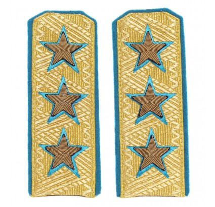 Soviet Air Force high rank parade epaulettes
