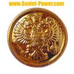 10 kleine Knöpfe für russische Offizieruniformen