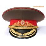 Sowjetische Armee des Feldmarschalls Masken-Hut Russische Kappe