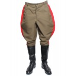 Soviet Red Army WWII Russian Infantry Generals pants Galife