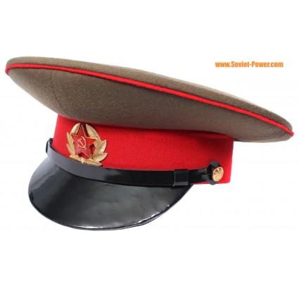 Russische Infanterie Sergeant Militär sowjetischen Masken-Hut