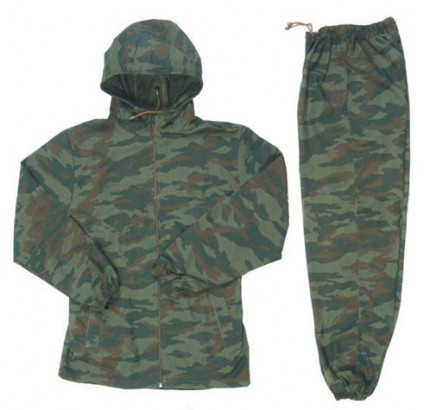 KZM-1 military Camo uniform Russian Flora