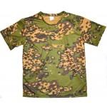 Russischer Frosch taktisches T-Shirt Partizan wasserabsorbierend