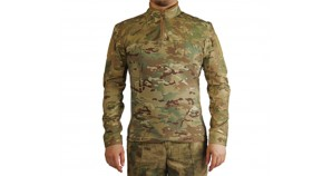 Russian tactical combat shirt army GIURZ - M1 multicam BARS