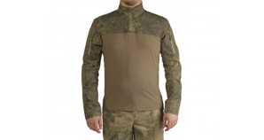 Russian tactical combat shirt army GIURZ - M1 digital BARS