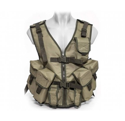 Tactical combat assault vest Spetsnaz system ROCK