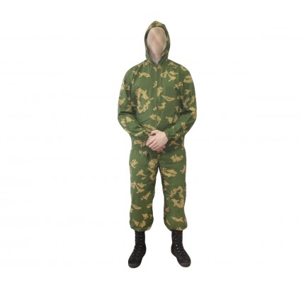 Uniforme mimetica tattica originale russa in betulla da TM BARS