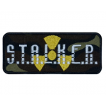 S.T.A.L.K.E.R. Airsoft Game Strip Embroidered Patch V2#11