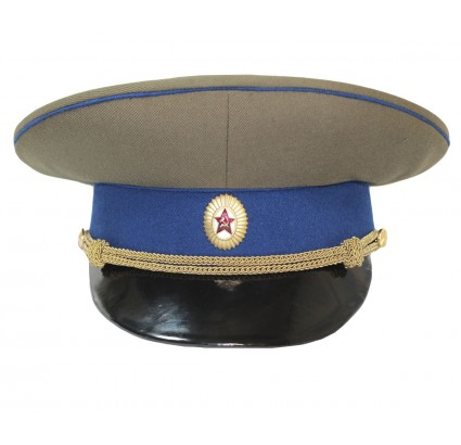 Committee of State Security Officer special Russian KGB visor cap