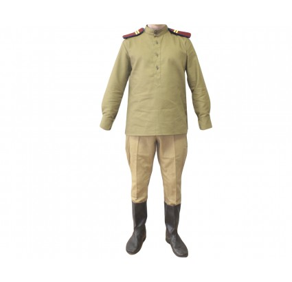 Soviet / Russian NKVD border guards KHAKI uniform M35