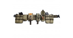 Russian tactical belt and pouches (belt system) MOLLE