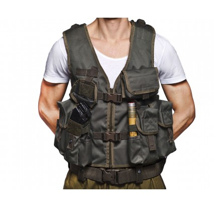 Russian combat vest for the submachine gun TIGER