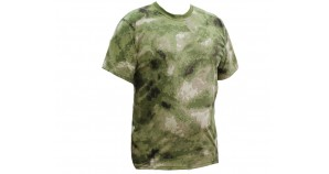 A-TACS military t-shirt moss pattern