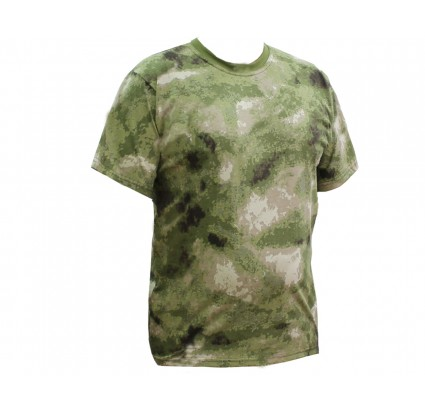 A-TACS military camiseta musgo pattern