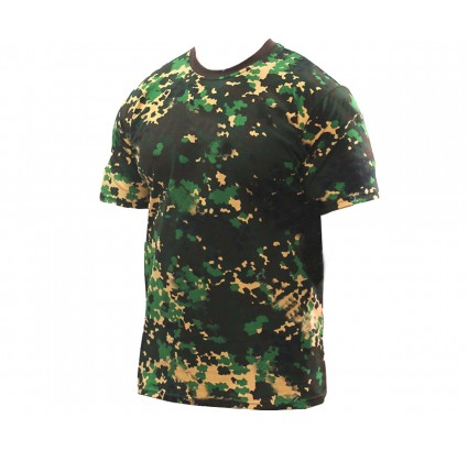 T-shirt camo pattern Izlom Germany