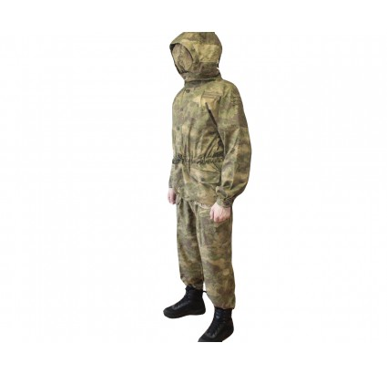 Russian double-sided BDU camouflage RATNIK MO bilaterial BARS uniform