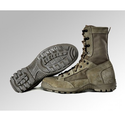 "Russian tactical high ankle boots GARSING 117 O ""AIR"""