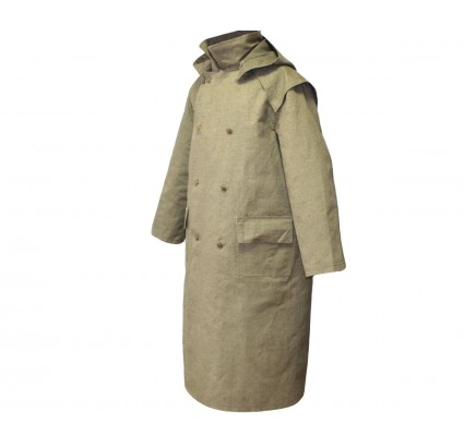 Soviet / Russian army soldiers sentry khaki cloak